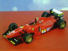 IXO 1/43 LA STORIA FERRARI F412T 1B  #27 JEAN ALESI BELGIUM GP SPA 1994 SF22/94