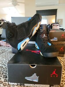 Air Jordan 6 UNC size 10 MINT!