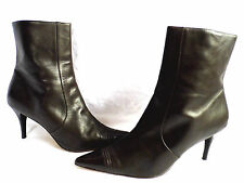 Marks and Spencer Composition Leather Boots for Women