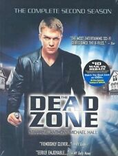Dead Zone The Complete Second Season 5 Discs (region 1 DVD Good)