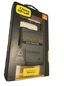 NIB Otterbox Symmetry Flex For Motorola Razr