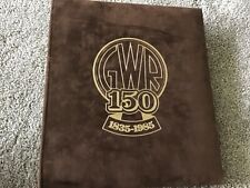 BENHAM GREAT WESTERN RAILWAY ALBUM FULL OF BENHAM RAILWAY COVERS