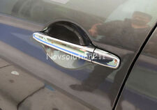 2013 2014 2015 2016 8pcs ABS Chrome Side Door Handle Cover For Mitsubishi ASX