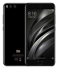 XIAOMI Mi 6 Dual Sim 64GB LTE 4G Black 6GB RAM Global Version UK Stock