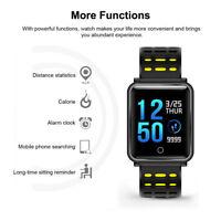 TF2 Smart  Bracelet Montre Fréquence Cardiaque Pression Artérielle / Oxygène