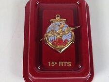 insigne pucelle militaire neuf arthus bertrand atlas 15 RTS
