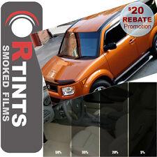 Pro Window Tint Windshield Visor Sun Strip Kit for Toyota & more