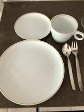 JAL Airlines Noritake 5-pc Dessert/cheese Set