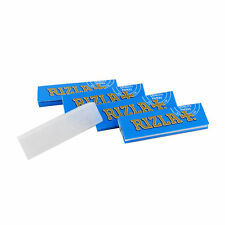 10 Booklet Rizla BLUE  Cigarette Rolling Papers