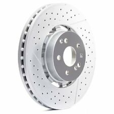 Mercedes-Benz W212 E-Class E63 AMG FRONT Brake Disc 1 Pcs  A2124210512 NEW