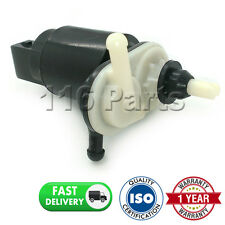 FOR OPEL CORSA C (2000-2006) FRONT & REAR TWIN OUTLET WINDSCREEN WASHER PUMP
