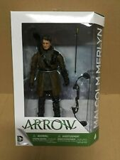 "Arrow 6"" TV Malcolm Merlyn NEW"