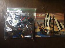 Lego Pirates 6268 Renegade Runner 1993 Loose Complete