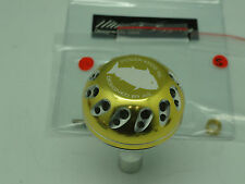 PRK 45 knob for Daiwa Saltiga Tanacom Bull Shimano Ocea Jigger Talica reel PG/SV