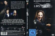 4 DVDs * LOST GIRL- DIE KOMPLETTE STAFFEL /  SEASON 5 # NEU OVP <