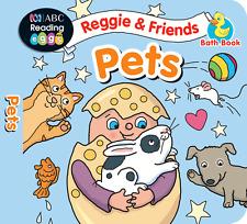 ABC Reading Eggs - Reggie & Friends Bath Books - PETS