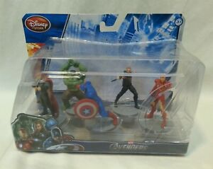 AVENGERS - Marvel's Avengers Figurine Collection Disney Store Exclusive Unopened