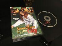 Somewhere in The City DVD Ornella Muti Sandra Bernhard Robert J Burke