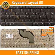 New Dell Inspiron N4030 N5030 M5030 JRH7K 0JRH7K Laptop keyboard UK Layout Black