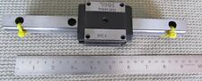 "THK Linear Rail 20mm Wide Guided Motion RSR 20 Carriage Block 220mm 8.6"" IKO"