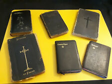 Vtg Lot Religious Lot Hyms, Prayer Book, Alter Manual, Immitation Of Christ Book