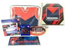 MELBOURNE DEMONS PACK AFL CUSHION CANVAS PHOTO FRAME TAPE MEASURE PLATE SIGN P2