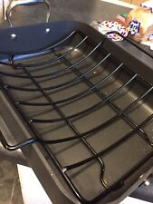 Pampered Chef Roaster With Roasting Rack