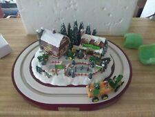 "Large John Deere 2006 Hawthorne Village ""A Christmas Remembered"" w Box & Cert."