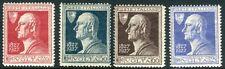 1927 Italia Regno Volta serie 4 valori nuovi spl ** MNH