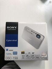 Sony Cyber-shot Dsc-T99 Digital Camera