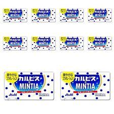 Asahi Mintia: Calpis Flavor Breath Mints: 10 Packs Free Shipping (Frisk Style)