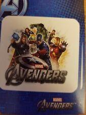 2012 Upper Deck Avengers Assemble #S27 Avengers Chase Sticker Card NM-Mint