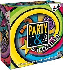 Diset 10089. Juego de mesa Party & CO Extreme 3.0. 3-20 jugadores. Más 14 años