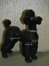 +# A000980_15 Goebel Archiv Malmuster Hund Dog Pudel Poodle Caniche KT156