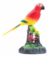 HEARTFUL BIRD ELECTRONIC SINGING MOVING TOY PET BIRDS TOYS FOR AGE 3+