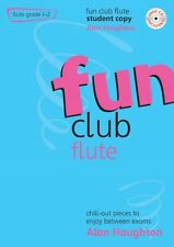 FUN CLUB FLUTE Grade 1-2 Student Book & CD*