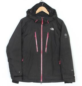 THE NORTH FACE SUMMIT SERIES RECCO GORE-TEX Hooded Ski Jacket Women Size L M2215