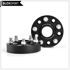 2x35mm Forged Hubcentric Wheel Spacers 5x120 67.1 For Chevy Camaro Equinox SS