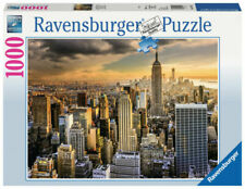 Ravensburger RB19712-5 Grand New York Jigsaw Puzzles - 1000 Pieces