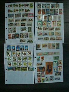 Barbados , all themes,small collection, used ,MM,CTO
