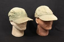 2x Wwii Korean War Us Army Usaaf Uniform Utility Cap Og107 Texas Miller Products