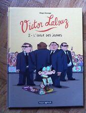 VICTOR LALOUZ TOME 2 L'IDOLE DES JEUNES  EO  TBE (B53)
