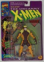 Uncanny X-Men Sabretooth 1993 action figure