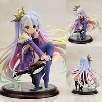 Sexy NO GAME NO LIFE Shiro 1/7 Scale Painted PVC Figure Anime Figurine AU