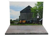 Diorama Usine désaffectée | Abandoned factory - 1/43ème - #43-2-B-B-040