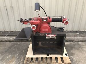 Snap On Tools EEBR312A Disc & Drum Brake Lathe W/ Bench