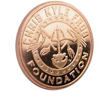 Chris Kyle Texas Copper Coin
