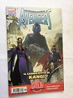 INCREDIBILI AVENGERS 8 MARVEL NOW PANINI COMICS