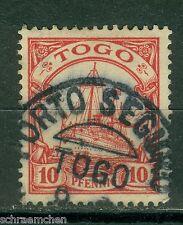 Deutsche Kolonien - Togo , 9 , o , Porto Seguro (1121)
