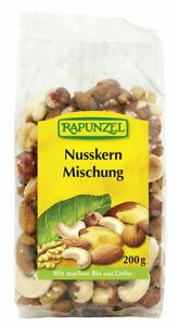 (2,50 EUR/100 g) Rapunzel Nusskern Mischung bio 200 g
